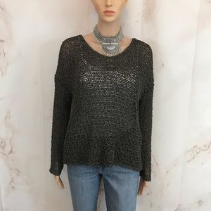 Eileen Fisher Knit PopOver Sweater